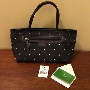 Kate Spade ♠️ larabee dot, small bag w/ dust bag.